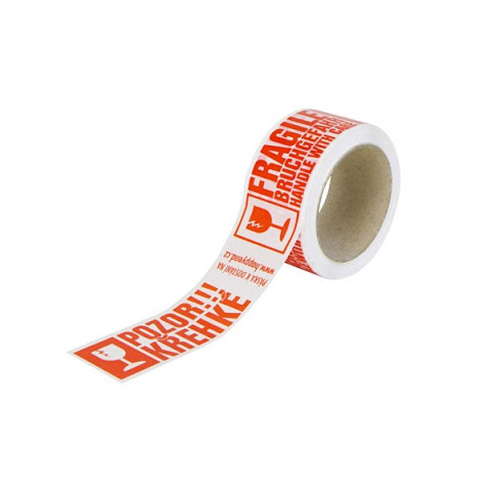 Lepicí páska - křehké