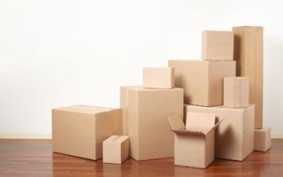 Kde a jak sehnat krabice na stěhování.