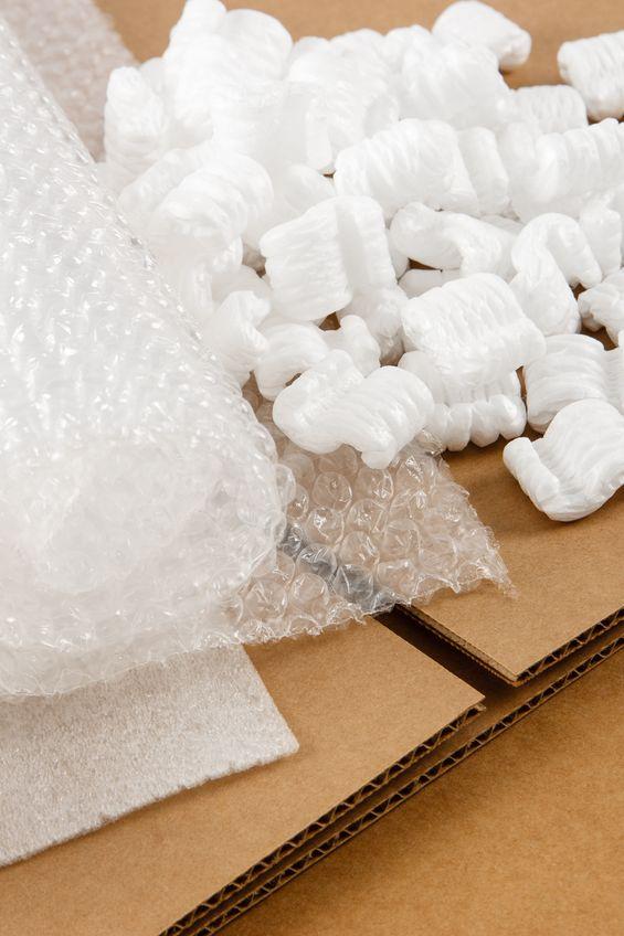 Balící servis a obalové materiály