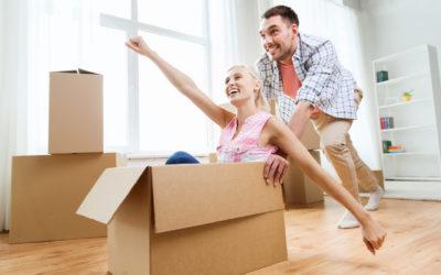 Kompletní průvodce stěhováním domácnosti.