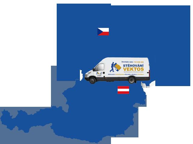 Stěhování rakousko