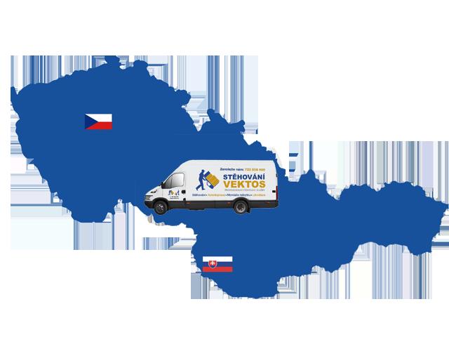 Stěhování slovensko