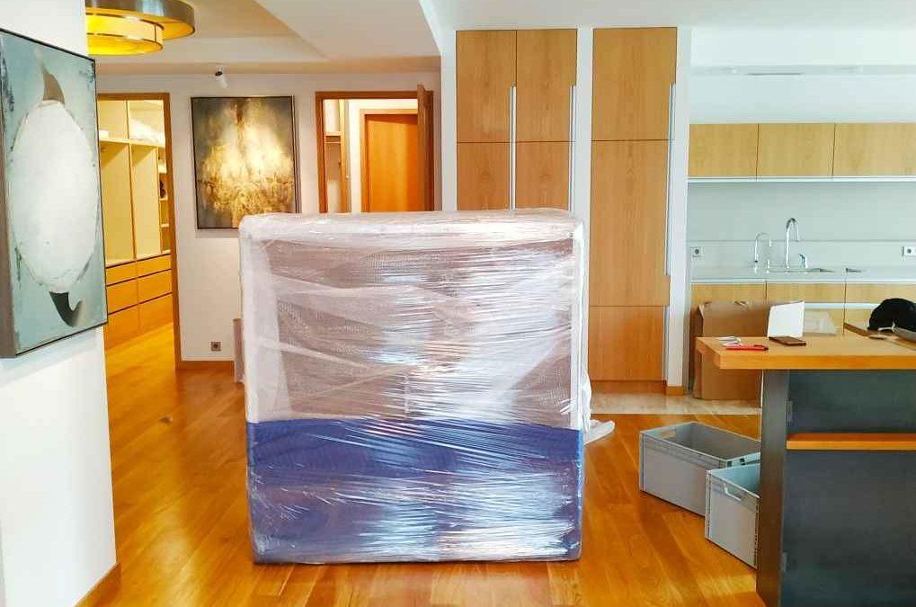 Stěhování luxusního nábytku na Praze 6