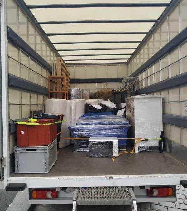 Stěhování a montáž nábytku Praha 2