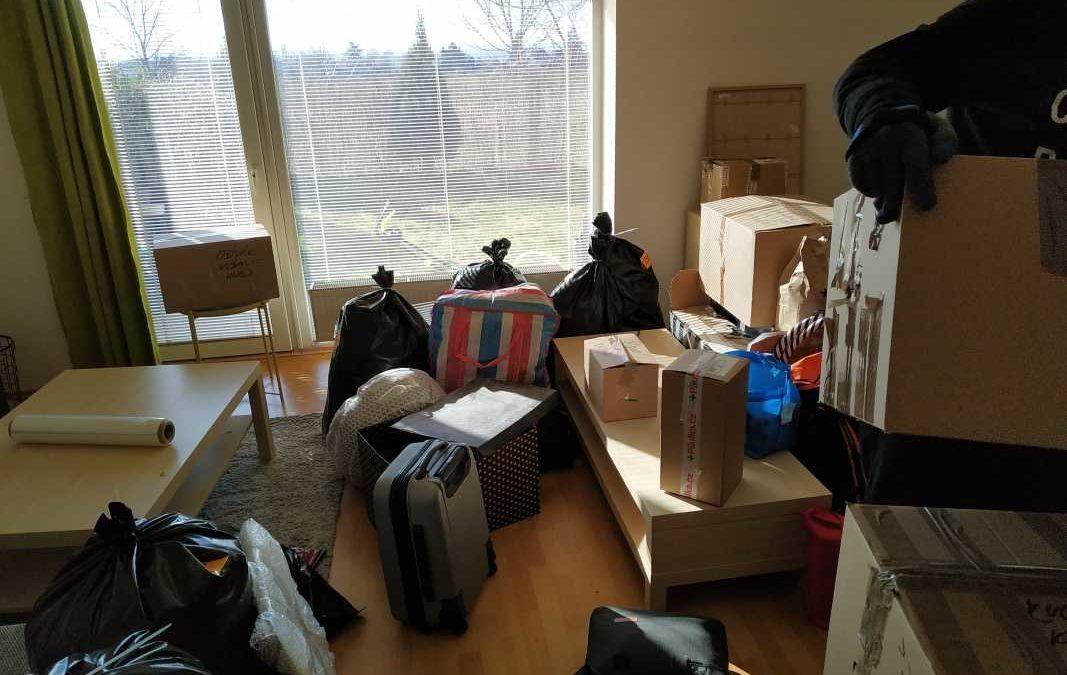 Stěhování bytu 2+1 Praha – Milovice
