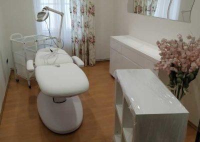 Stěhování kosmetického salonu na Praze 4